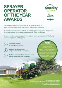 AmenityForum SprayeroftheYear A4Flyer