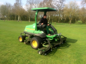 Ombersley GC 8700A