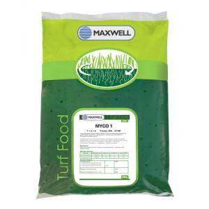 Maxwell Turf Food Myco 1 Organic Fertiliser