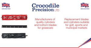 Crocodile Precision at BTME 2016