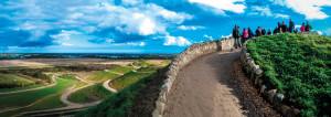 Northumberlandia view point 2