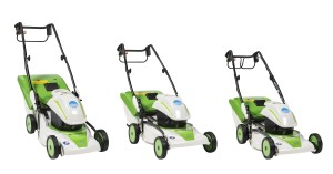 Etesia launch Duocut PACS PACTS NACS Pedestrian Mowers