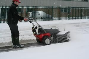 BroomEx snow