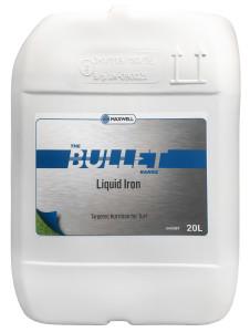 Maxwell Bullet Liquid Iron