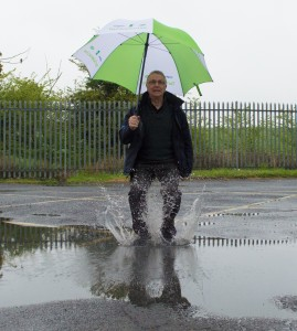 loz in puddle