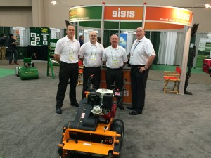 Dennis and SISIS at GIS 2016
