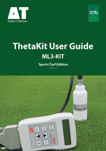 Delta T User guide fron cover