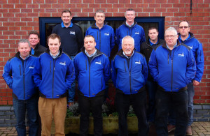 Campey Turf Care Systems team shot