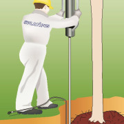 Platipus Hand Drive Rod