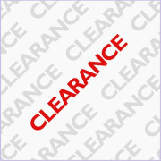 Clearance - (3 offers)