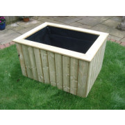 Shiverton Wooden Planters