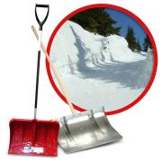 Snow Ploughs & Shovels