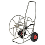 Hose Reel Carrier 100m x 19mm (3/4 Inch) (Stainless Steel)