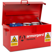 Flambank Chemical and Fuel Storage Boxes