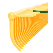 Polypropylene Grass/Leaf Rake Side View