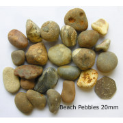 Norfolk Beach Pebbles (20-40mm)