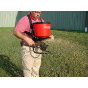 Ev-n-Spred 3100 Professional Hand Crank Broadcast Spreader