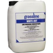 Grassline White Out Line Marker Paint 10L