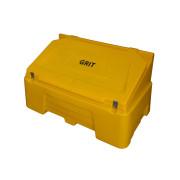Premium Yellow Grit Bin 400L