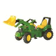 John Deere 7930 Tractor & Loader, Pneumatic Tyres, Brakes & Gears