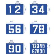 Line Marking Stencil Kits