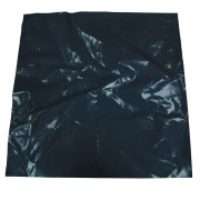 Black Polythene Mulch Matting