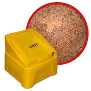 Rock Salt Bins