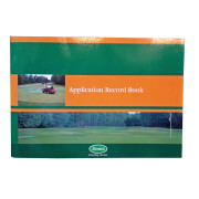 Pesticide Application Record Book