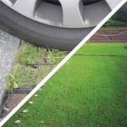 Rite Pave Heavy Duty Ground Reinforcement in Use