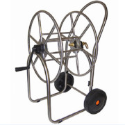 Hose Reel Carrier 80m X 19mm (3/4 Inch) (Stainless Steel)