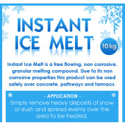 Instant Ice Melt Bags