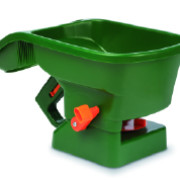 Handy Green Hand Held Spreader