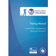 Cricket Pitch Maintenance (Spring & Summer) Training Manual