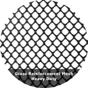 Heavy Duty Grass Protection Mesh